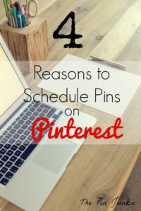 Top four reasons why you must schedule your Pinterest pins